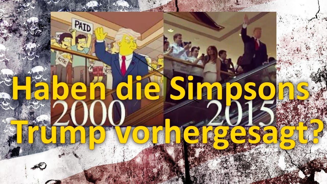 Simpsons Trump Folge