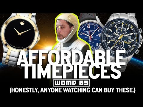 WOMD 69 | Down To Earth Affordable Timepieces That Anyone Can Buy!