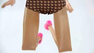 Nuevo anuncio Tampax Pearl ( Stop Motion - barbie ) Trabajo realiza...