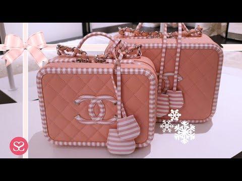 Christmas Shopping In Chanel!   Luxury VLOGMAS   Sophie Shohet