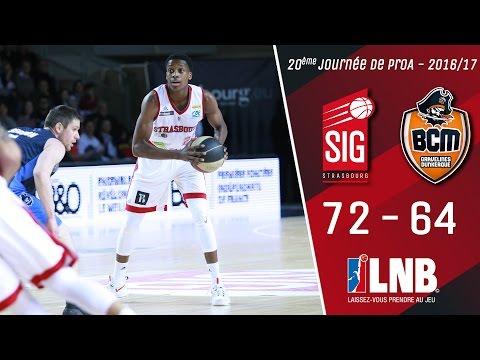 SIG Strasbourg/Gravelines: highlights et réactions Frank Ntilikina