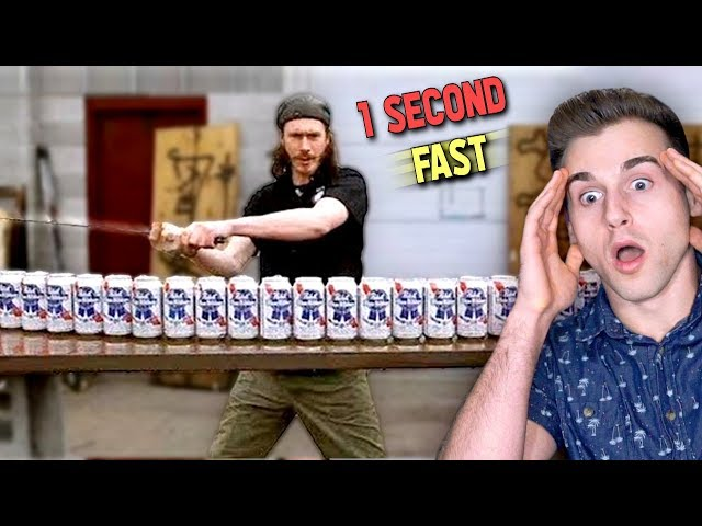 FASTEST WORKERS EVER (Ridiculous Speed)
