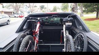 Diy Bike Rack For $65 On My 2008 Ltz Chevy Avalanche