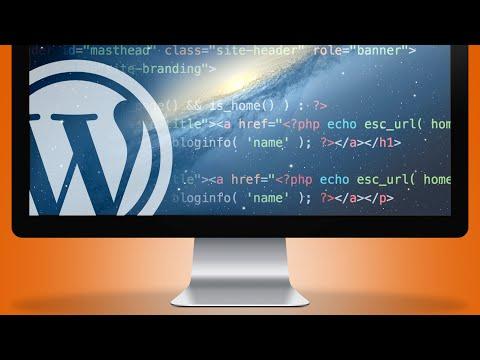 Create Your Own WordPress Starter Theme using underscores.me