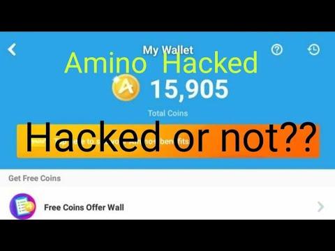 amino coins hack