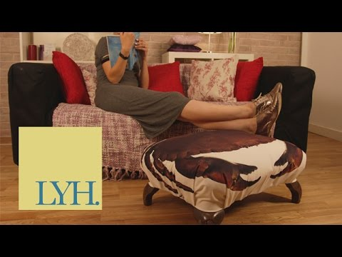 Upcycle A Coffee Table Into A Footstool Get Thriftys1e7