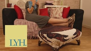 Upcycle a Coffee Table Into A Footstool | Get Thriftys1e7/8