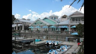 Disney's Old Key West Resort - Studio (refurbished) Tour/Information