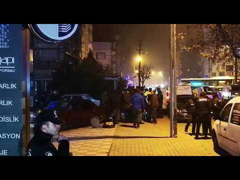 Karaman'daki kavgada 1 ölü