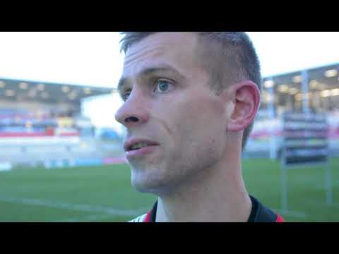 URTV: Paul Marshall on his retirement and win for Ulster