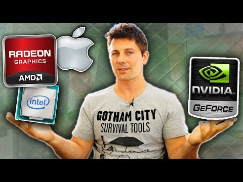 AMD & Intel PARTNERSHIP to Make Graphics AGAINST Nvidia...!? The Secret Hand of Apple.