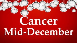 Cancer Mid-December 2017 WHAT A SHIFT IN ENERGY!!! - Aquarian Insight