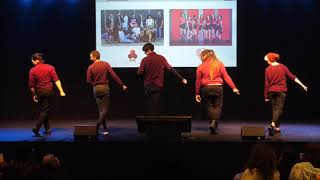 [ KPOP IN PUBLIC ] Paris Manga 25 K-Pop Dance Show by The Hive & AC.T from France