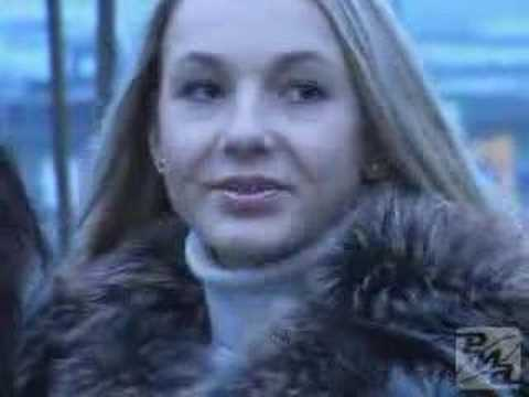 Miss Russia Contestants Come To Moscow. RIA Novosti Video