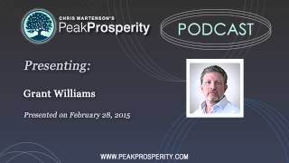 Grant Williams: Why The Smart Money Is So Nervous Now