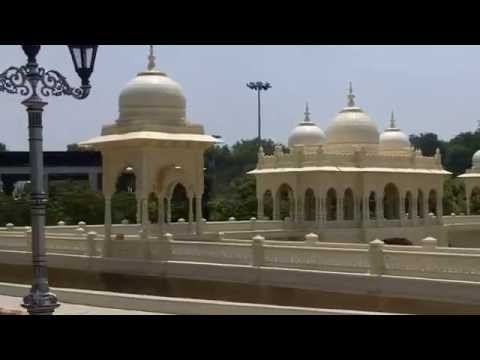 Ramoji Film City Hyderabad Tour!