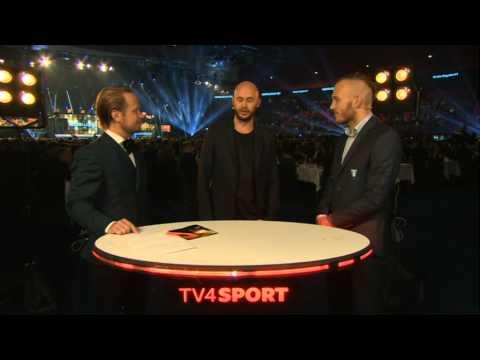 """Eriksson om CL: """"Det är magiska matcher att spela"""" - TV4 Sport"""