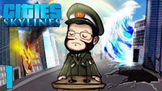 EL RESURGIR DEL IMPERIO - Cities: Skylines - EP 1