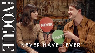 """The Stars Of Sally Rooney's 'Normal People' Play """"Never Have I Ever"""""""
