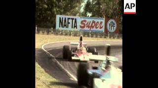 SYND 13 1 75  HIGHLIGHTS OF THE ARGENTINA GRAND PRIX
