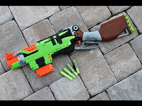 [review]-nerf-zombie-strike-slingfire-unboxing,-review,-and-firing-test