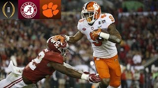 Wayne Gallman Describes Clemson