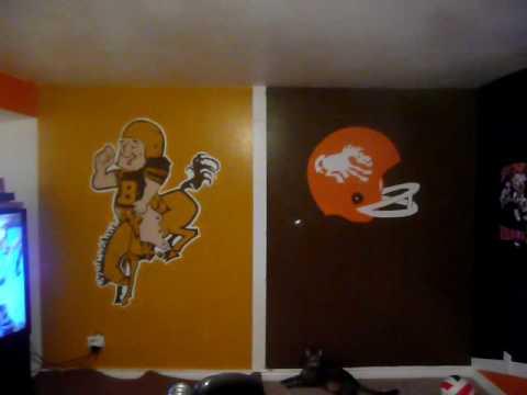 Sickest Broncos Room Ever - Part 1