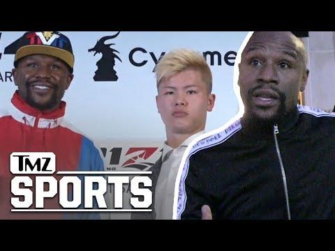 Floyd Mayweather Backs Out of Japan Fight with Tenshin Nasukawa | TMZ Sports