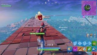 Fortnite:Funny Moment-Skybase Fail