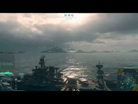 World of Warships #4 Wyoming