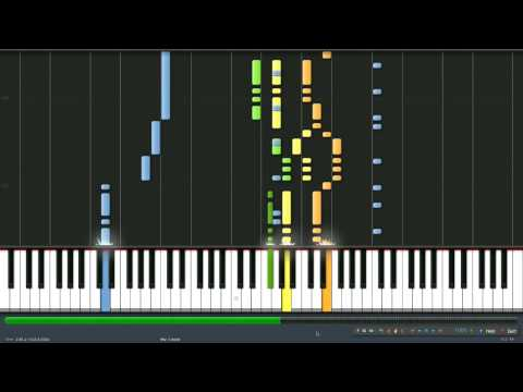 Billy Joel -- Angry Young Man Synthesia Recording