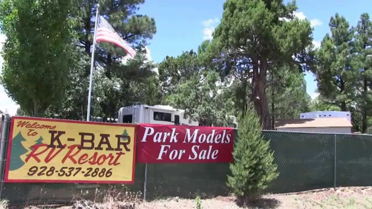 K-Bar RV Resort – in Show Low, AZ