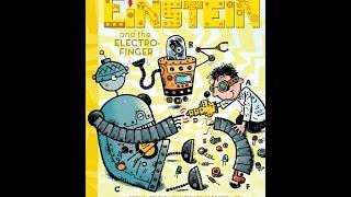 jon scieszka on frank einstein and the electro finger book two