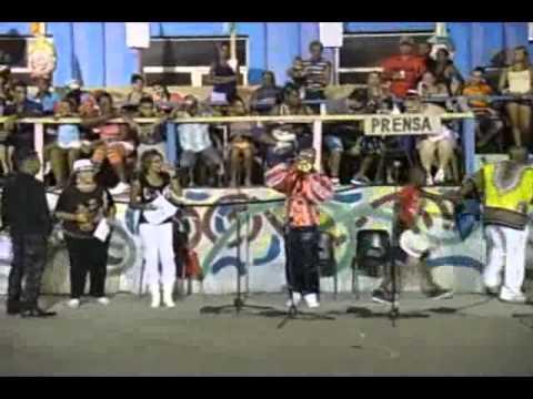 Carnaval Santiago de Cuba 2015 . Primer desfile de comparsas y carrozas