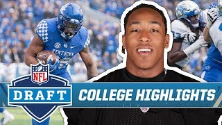 Benny Snell Jr. College Highlights   Pittsburgh Steelers