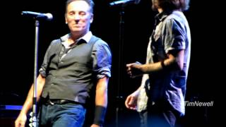 Bruce Springsteen (HD 1080) My Hometown (w/ Eddie Vedder) - Chicago 2012-09-08 - Wrigley Field