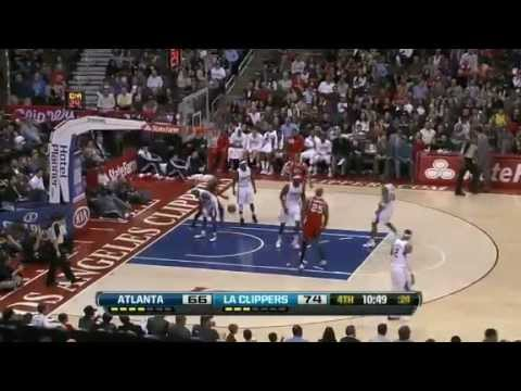 Atlanta Hawks vs Los Angeles clippers Mar 14, 2012 Game Recap