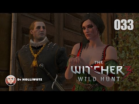 The Witcher 3 #033 - Pferderennen mit Baronin La Valette [XBO][HD] | Let's play The Witcher 3