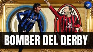 La classifica all-time dei migliori marcatori della storia del derby di milano. che incubo in vetta!