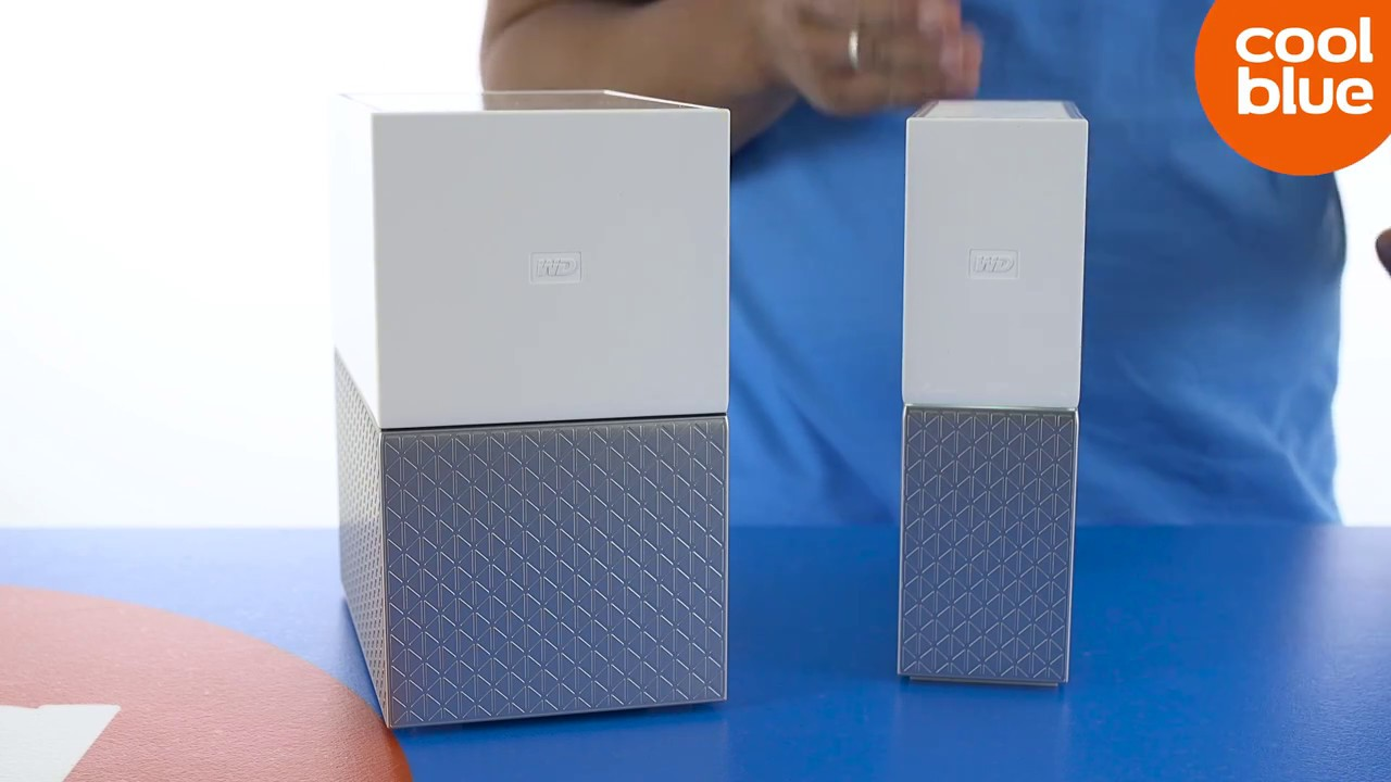 WD My Cloud Home Personal Cloud Review (Nederlands) - YouTube