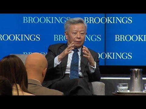 Building Asia's new bank: An address by Jin Liqun