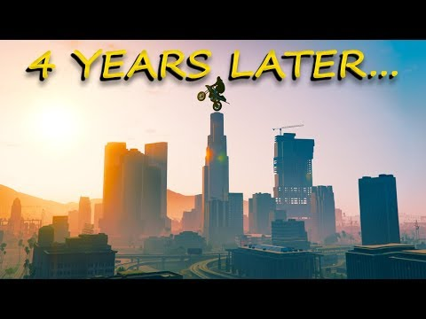 4 Years of GTA 5 | For The Community