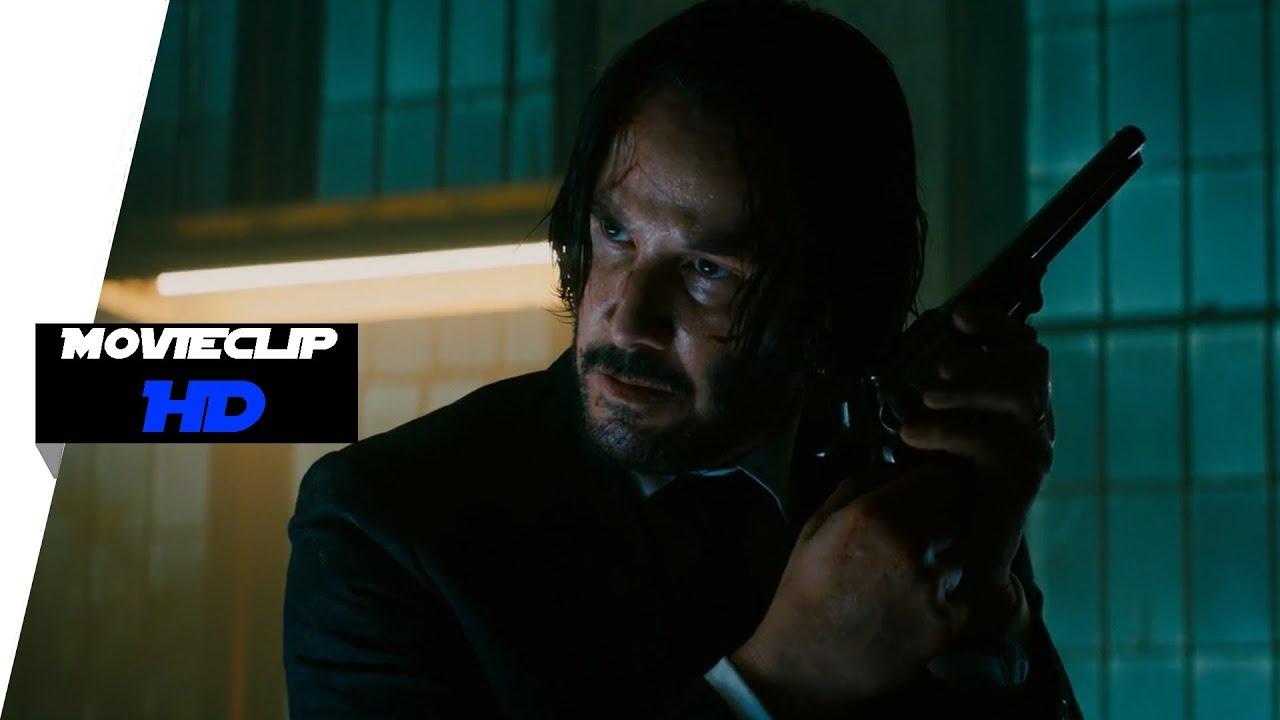 Download John Wick 3: Parabellum (2019) | Pelea en el Almacén de Antiguedades | 1/2 | MovieClip Latino HD
