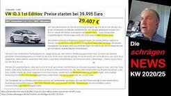"VW ID.3 Preise, ade Tesla ""Autopilot"", Corona-Warn-App, Wo.14 (NEWS KW25/2020) | DampfDrache.de"