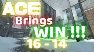 Ace Win   CS GO Office