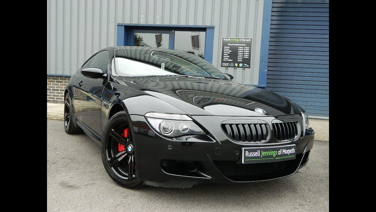 review of bmw m6