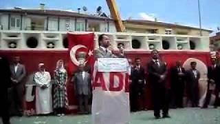 Dr. Fatih Erbakan / Antalya - Korkuteli Konuşması (Seçim 2011)