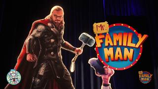 Mr. Family Man Stand up special highlights!