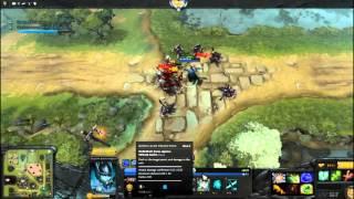 Dota - Guarding Athena Betav1.1.4 / Explotion ¡¡ - Phantom Assassin