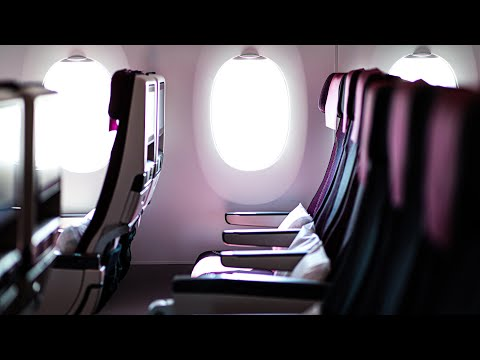 Meet the state-of-the-art Airbus A350-1000 | Qatar Airways
